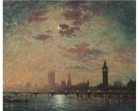 Moonlight Haze Westminster