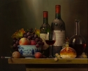 Margaux & Mouton by Raymond Campbell