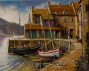 On Dorset Tides (2) by Gordon Lees