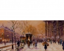 Place De La Madeleine (1) by Gordon Lees