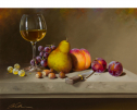Pudding Wine by Paul Wilson