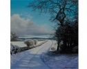 Snow In Little Baddow by M.J. Smith